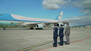 Inside Air Force One Secrets Of The Presidential Plane