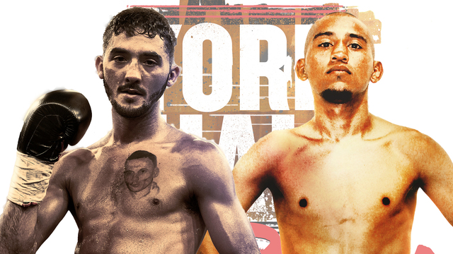 Live Boxing: Selby Vs Flores - Channel 5